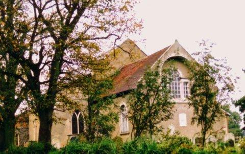 Shotley Church